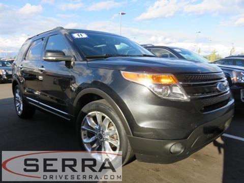 2011 Ford Explorer for sale in Washington, MI