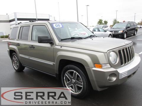 2008 Jeep Patriot for sale in Washington, MI
