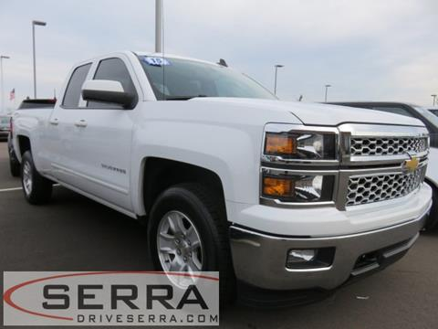 2015 Chevrolet Silverado 1500 for sale in Washington, MI