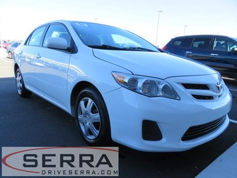 2011 Toyota Corolla for sale in Washington, MI