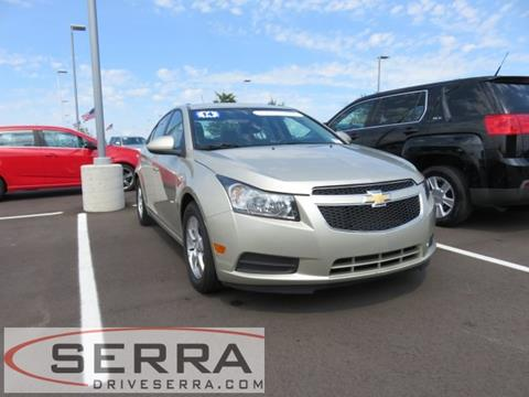 2014 Chevrolet Cruze for sale in Washington, MI