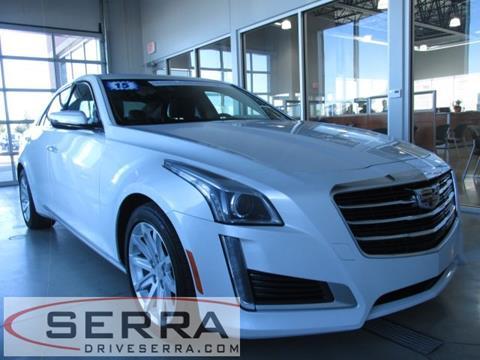 2015 Cadillac CTS for sale in Washington, MI