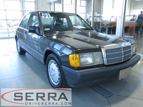 1991 Mercedes-Benz 190-Class for sale in Washington, MI