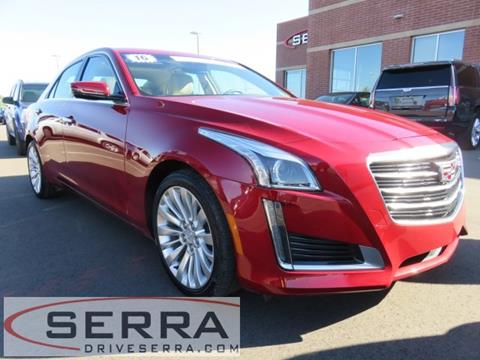 2016 Cadillac CTS for sale in Washington, MI