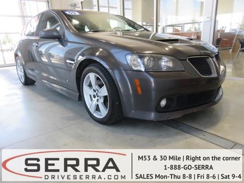 2009 Pontiac G8 for sale in Washington, MI