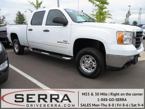 2007 GMC Sierra 2500HD for sale in Washington, MI