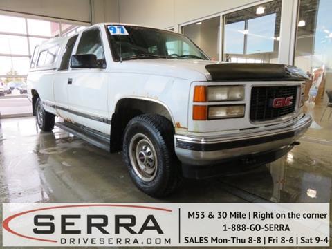 1997 GMC Sierra 2500 for sale in Washington, MI