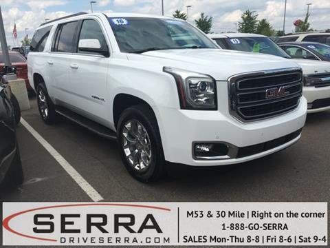 2016 GMC Yukon XL for sale in Washington, MI