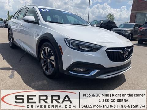 2018 Buick Regal TourX for sale in Washington, MI