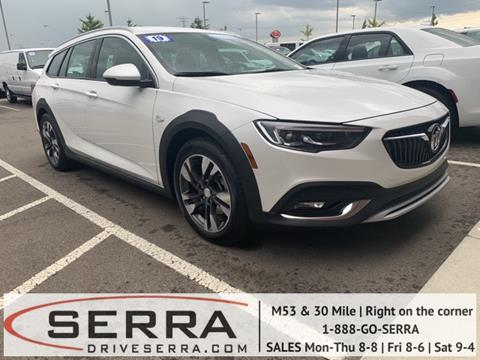 2019 Buick Regal TourX for sale in Washington, MI