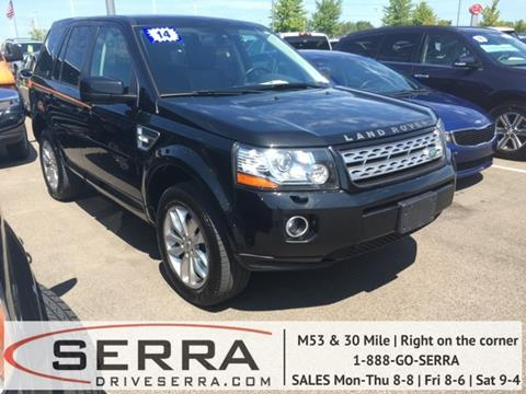 2014 Land Rover LR2 for sale in Washington, MI