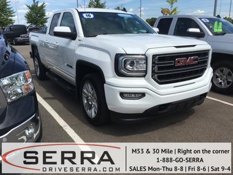 2016 GMC Sierra 1500 for sale in Washington, MI