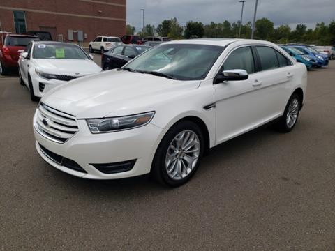 2018 Ford Taurus for sale in Washington, MI