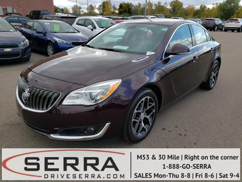 2017 Buick Regal for sale in Washington, MI