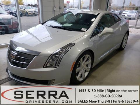 2016 Cadillac ELR for sale in Washington, MI