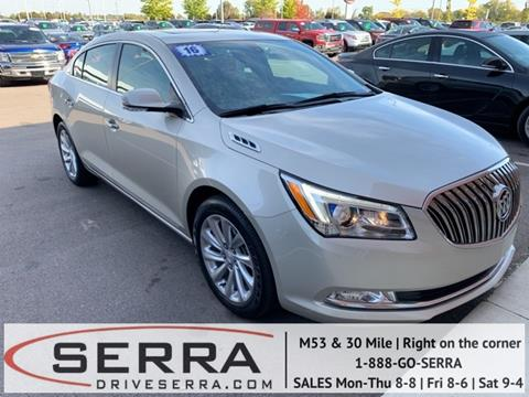 2016 Buick LaCrosse for sale in Washington, MI