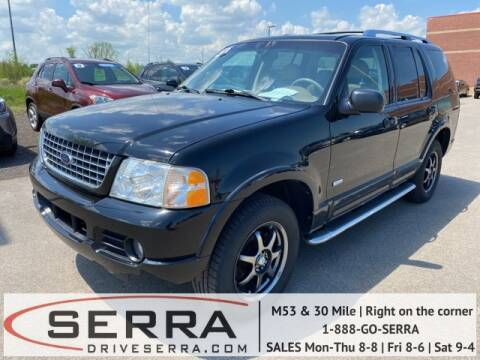 2003 Ford Explorer Limited for sale at Serra Pre-Owned in Washington MI