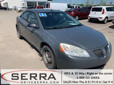 2008 Pontiac G6 Value Leader for sale at Serra Pre-Owned in Washington MI