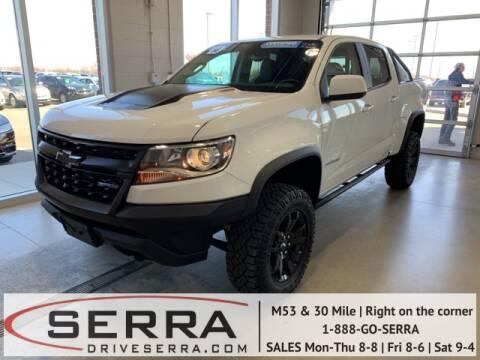 2018 Chevrolet Colorado ZR2 for sale at Serra Pre-Owned in Washington MI