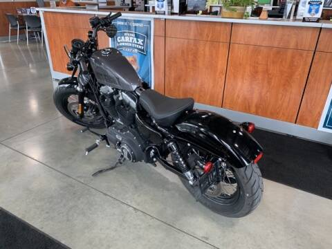 2015 Harley-Davidson Sportster for sale at Serra Pre-Owned in Washington MI