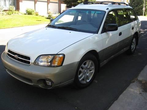 2001 Subaru Outback for sale in Aurora, CO