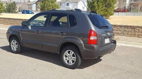 2007 Hyundai Tucson for sale in Aurora, CO