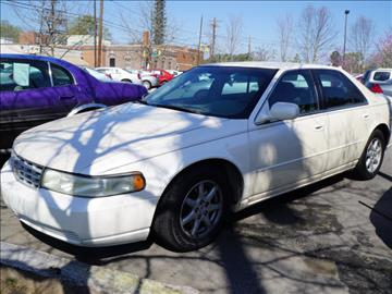 2001 Cadillac Seville for sale in Durham, NC