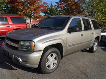 2003 Chevrolet TrailBlazer for sale in Durham, NC