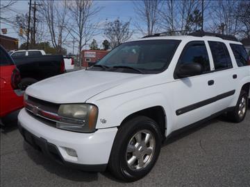 2004 Chevrolet TrailBlazer EXT for sale in Durham, NC