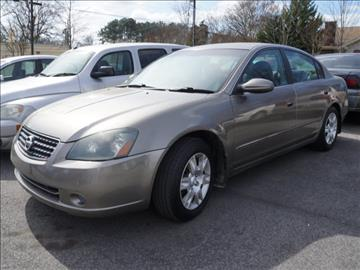 2005 Nissan Altima for sale in Durham, NC