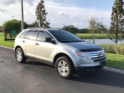 2007 Ford Edge For Sale >> Ford Edge For Sale In Kissimmee Fl Wheels Empire