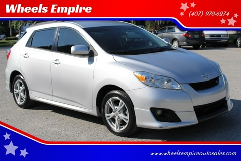 2009 Toyota Matrix for sale in Kissimmee, FL
