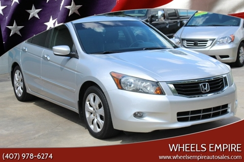 2009 Honda Accord for sale in Kissimmee, FL