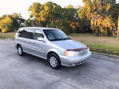 2005 Kia Sedona for sale in Kissimmee, FL