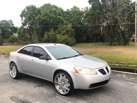 2008 Pontiac G6 for sale in Kissimmee, FL