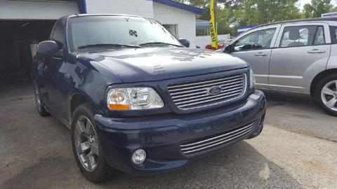 2002 Ford F-150 SVT Lightning for sale in Holly Hill, SC