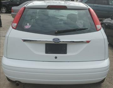2002 Ford Focus for sale in Holly Hill, SC
