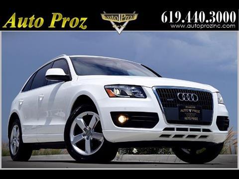 2011 Audi Q5 for sale in El Cajon, CA