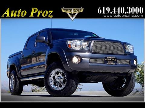 2009 Toyota Tacoma for sale in El Cajon, CA