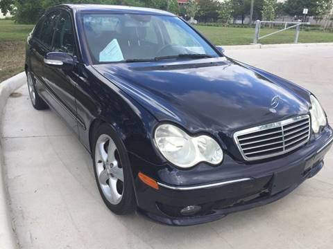 2006 Mercedes-Benz C-Class for sale in Houston, TX