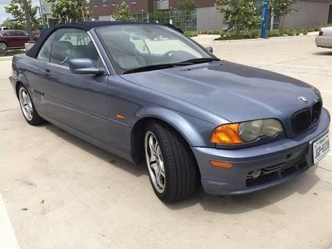 2001 BMW 3 Series for sale in Houston, TX