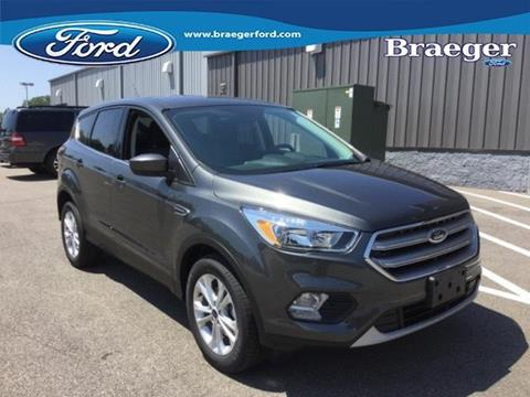 2017 Ford Escape for sale in Milwaukee, WI