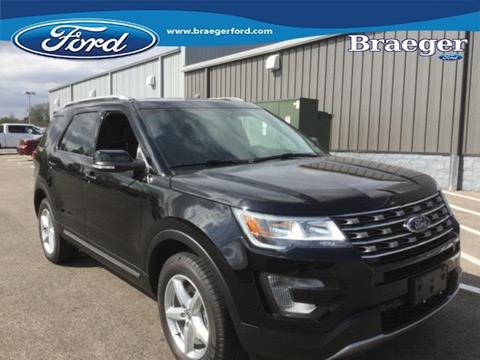 2017 Ford Explorer for sale in Milwaukee, WI