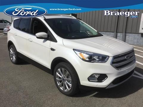 2018 Ford Escape for sale in Milwaukee, WI