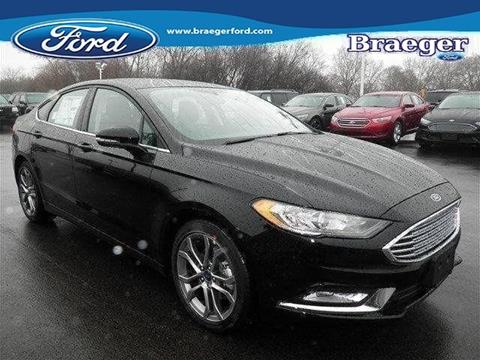 2017 Ford Fusion for sale in Milwaukee, WI
