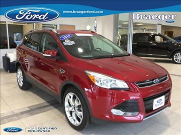 2014 Ford Escape for sale in Milwaukee, WI