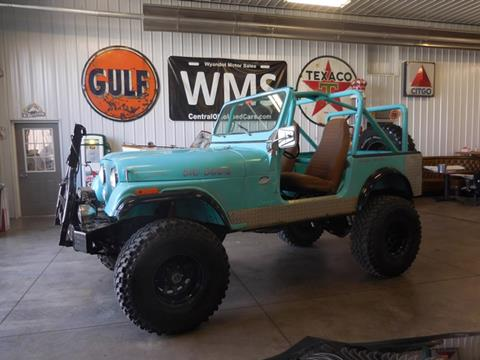 1983 Jeep CJ-7 for sale in Upper Sandusky, OH