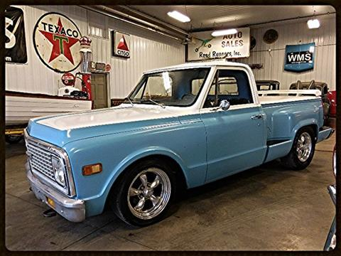 1967 Chevrolet C/K 10 Series for sale in Upper Sandusky, OH