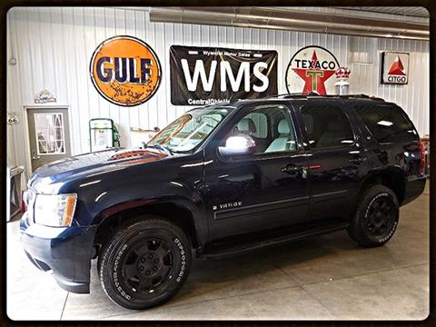 2007 Chevrolet Tahoe for sale in Upper Sandusky, OH