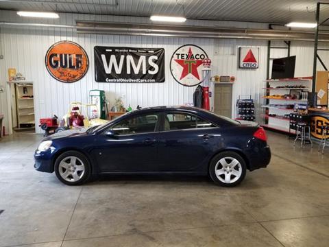 2009 Pontiac G6 for sale in Upper Sandusky, OH